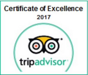 Certificate excellence 2017